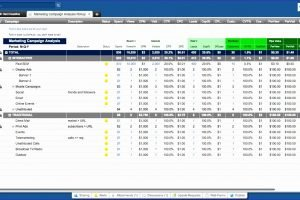 12 Free Excel Crm Template Excel Templates Excel Templates