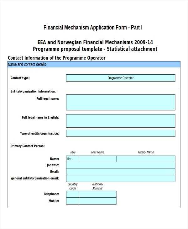 18 Excel Proposal Templates Free Sample Example Format