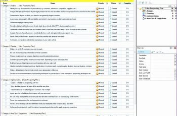 6 Excel Sales Opportunity Tracking Template Excel