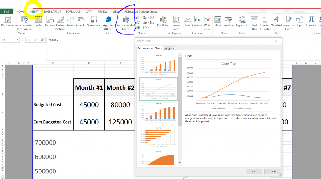 S CURVE Excel Template How To Create S CURVE Graph In