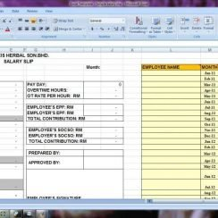 Top 5 Resources To Get Free Salary Templates Word
