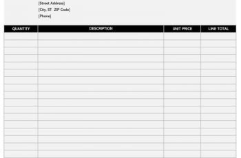 40 Free Purchase Order Templates Forms Samples Excel