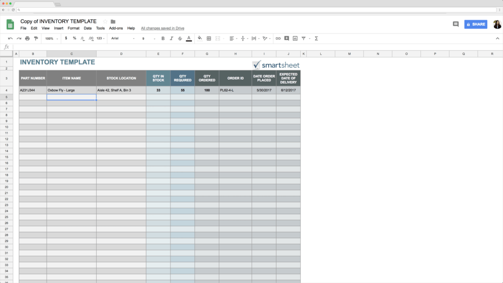 Warehouse Rack Layout Excel Template Akademiexcel