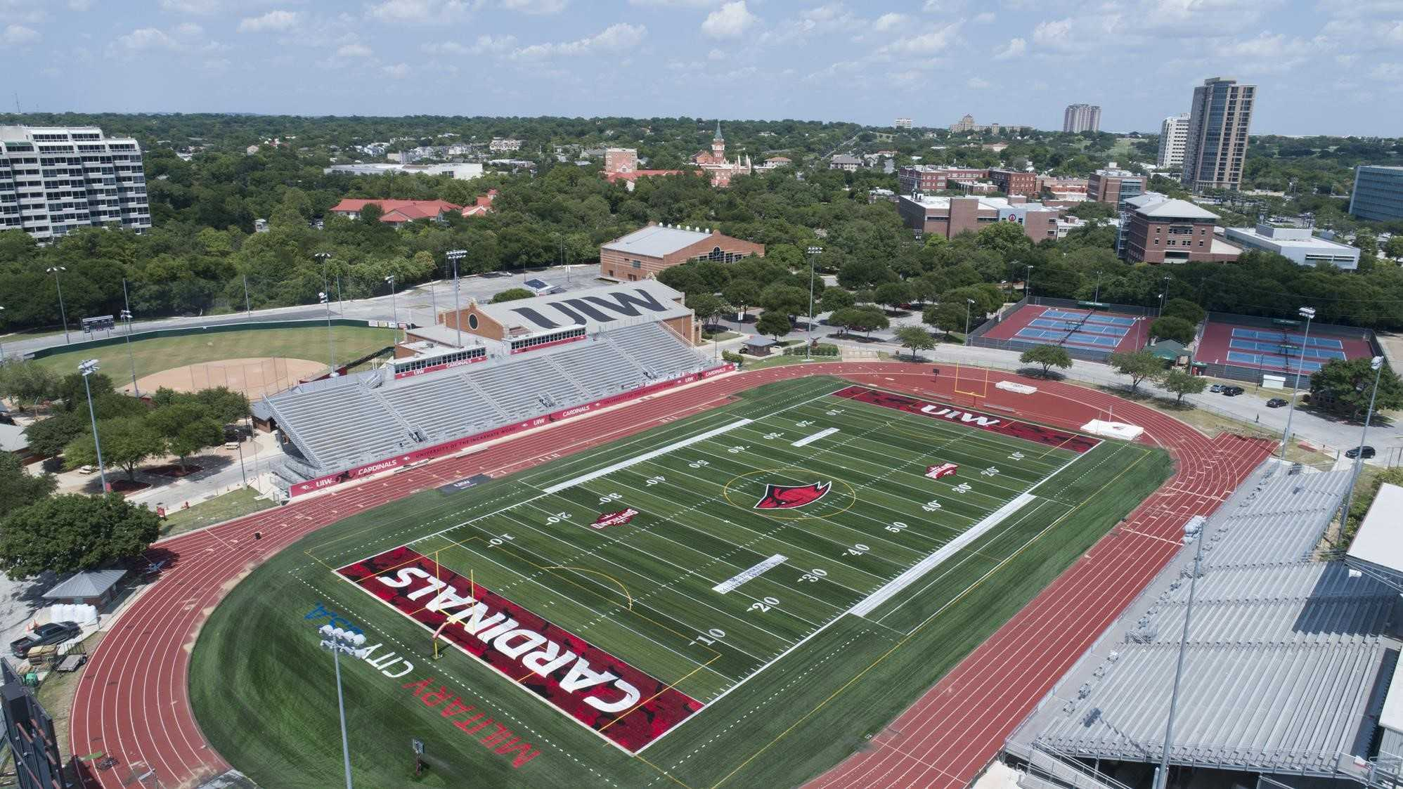 University Of The Incarnate Word - Online Colleges in Texas For Criminal Justice