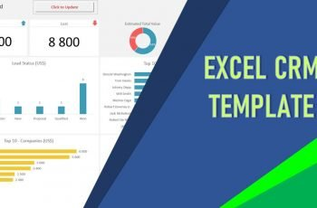 Excel CRM Template
