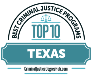 online colleges in Texas for criminal justice