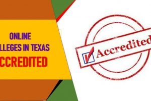 Online Colleges in Texas Accredited