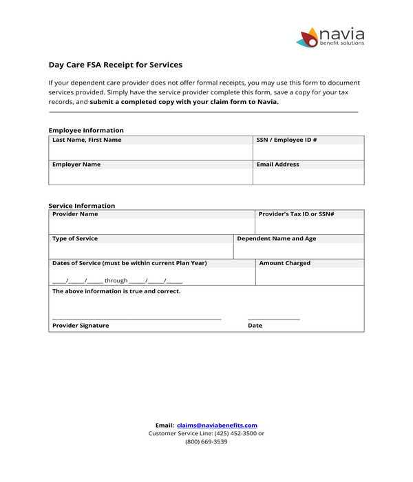 Sample Form Child Care Waiting List Excel Template