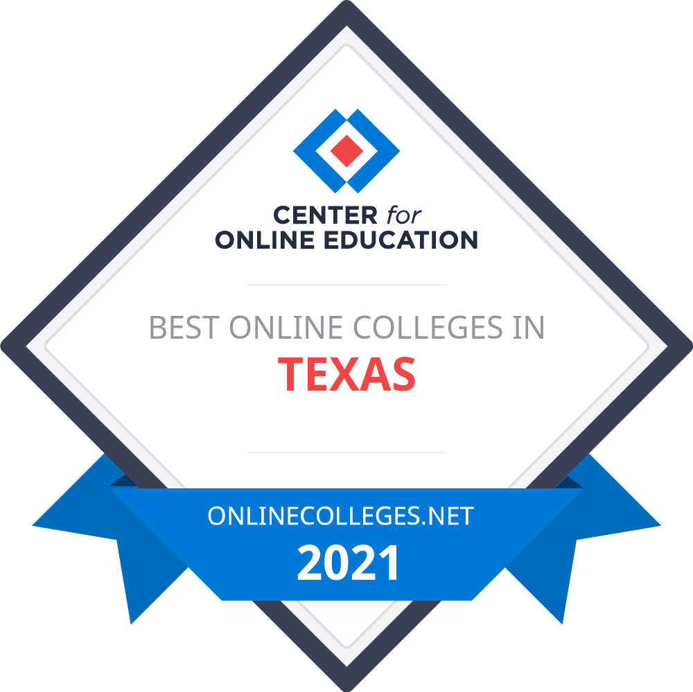 2021 Best Online Colleges in Texas Accredited
