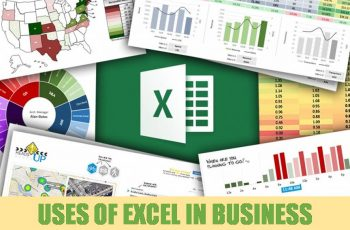 Uses Of Excel In Business Templates